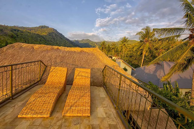 Rumah Lombok Exclusive Villa via Airbnb
