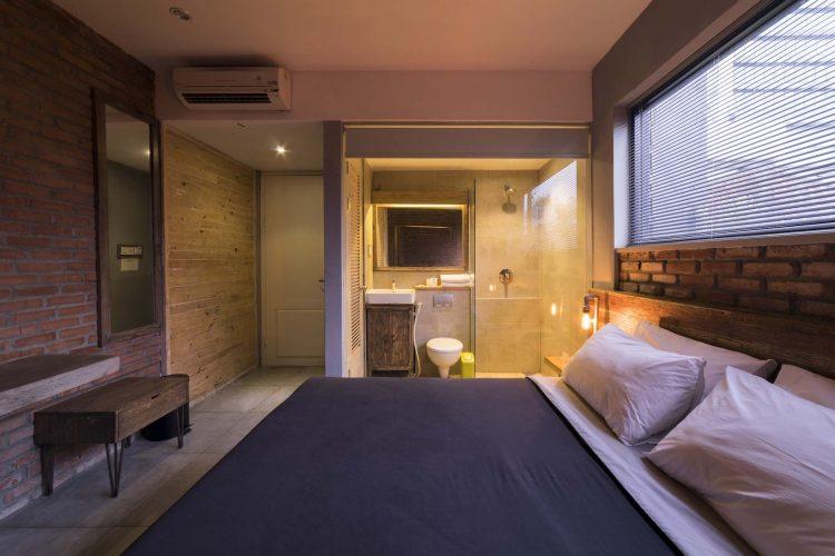Rustic Deluxe Double Bed (180x200)