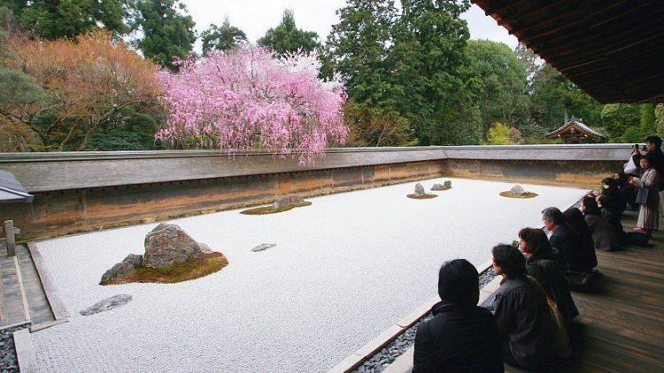 Ryoan-ji via Japan Guide