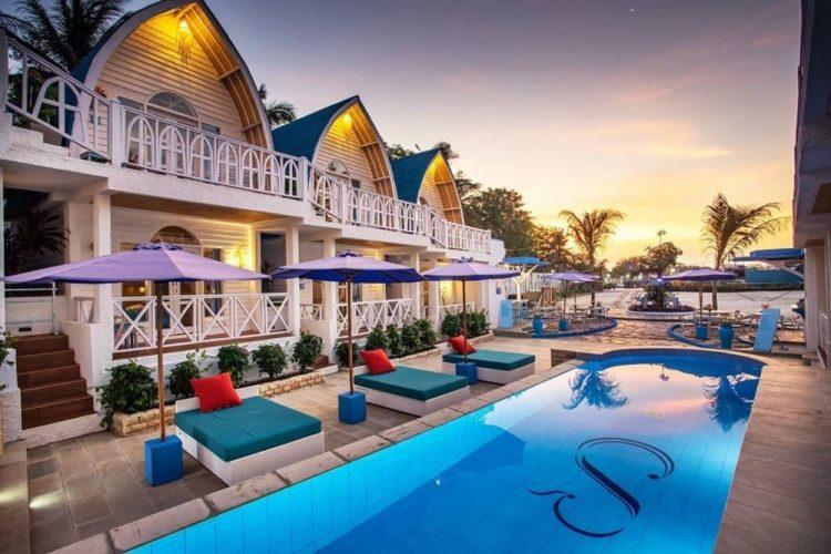 Santorini Beach Resort