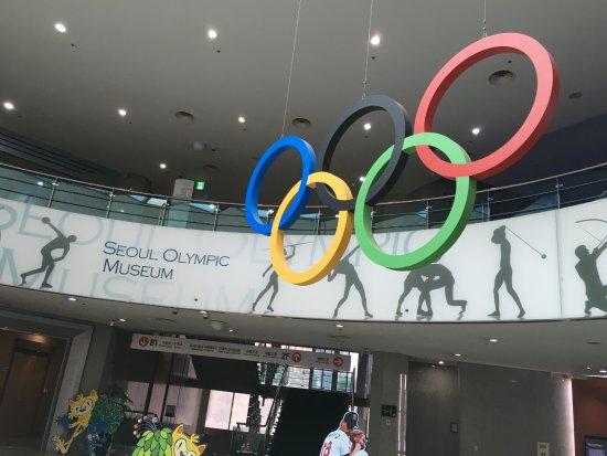 Seoul Olympic Museum via Tripadvisor