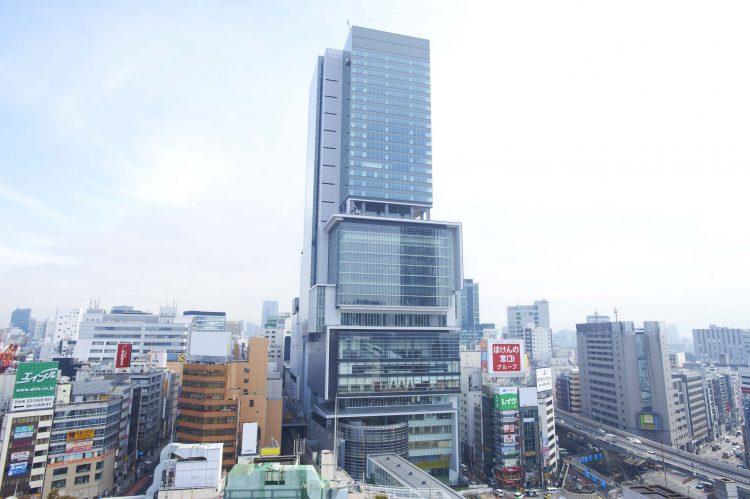 Shibuya Hikarie via Archintojapan.wordpresscom