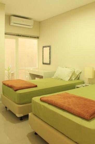 Suasana Kamar Sisco Bed and Breakfast