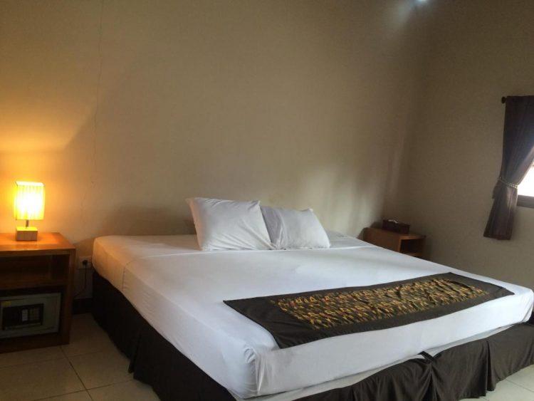 Suasana Kamar di Trawangan Oasis Hotel via Booking