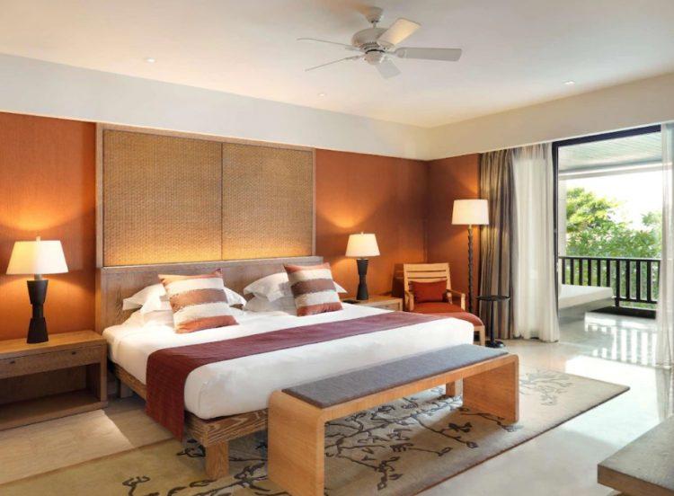 Suite Conrad dengan Kasur King - Kamar Tidur