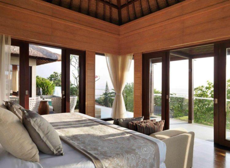 Suite Penthouse Conrad dengan Kasur King - Kamar Tidur