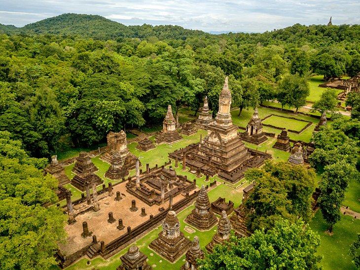 Sukhothai via Planet ware