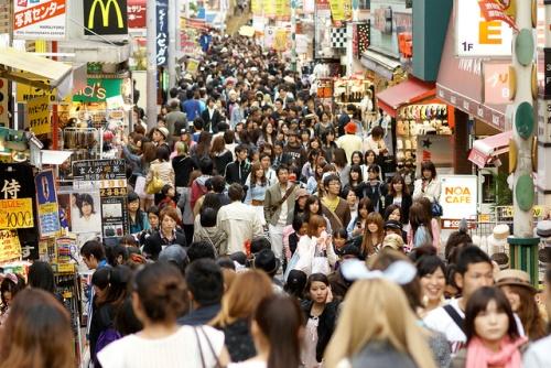 Takeshita-dori via Info Jepang