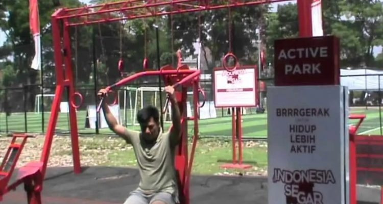 Taman Persib via Youtube