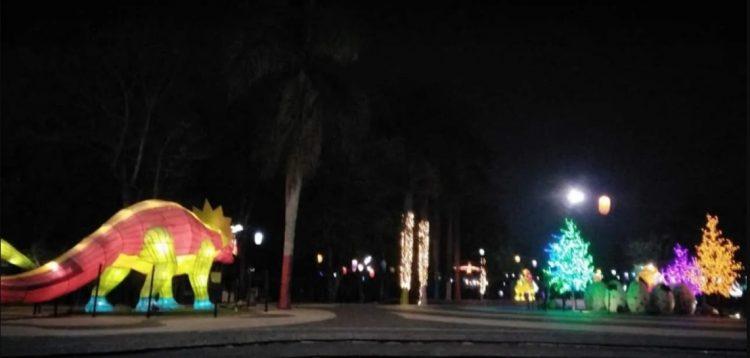 Tegallega Lampion Park
