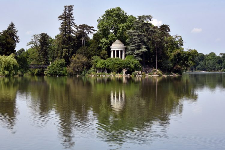 Temple d'Amour du Bois de Vincennes
