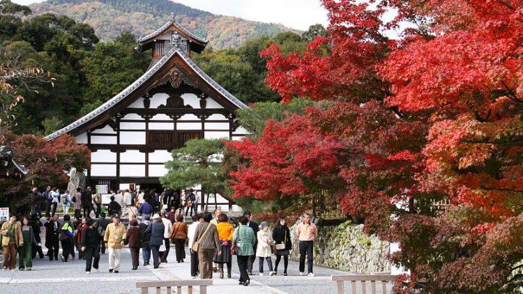 Tenryu-ji via Japan Guide