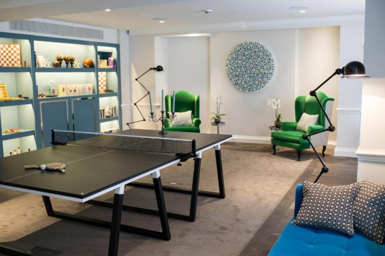 The Ampersand Hotel via Booking