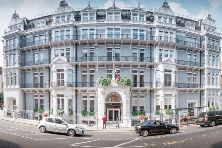 The Ampersand Hotel via Crosswaterlondon