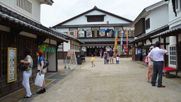 Toei Eigamura via Japan Guide