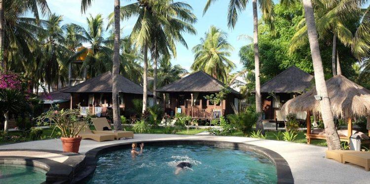 Trawangan Oasis Hotel via hotelsdotcom