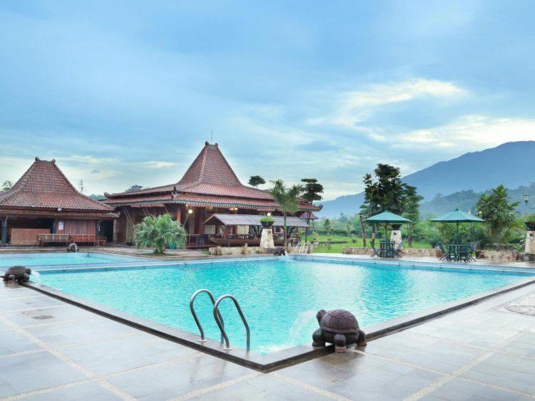 Untuk Suasana Liburan yang Lebih Mantap, Kalian Juga Bisa MelirikBalemong Resort Ungaran via Agoda