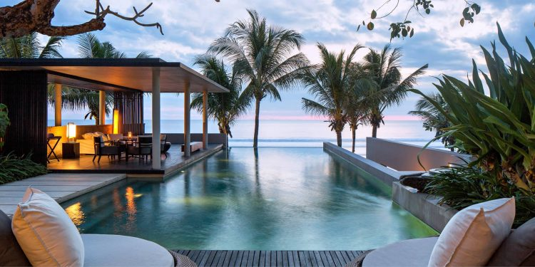 View Pantai Alila Villas Soori