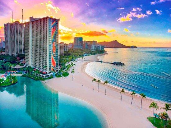 Waikiki Beach via Tripadvisor