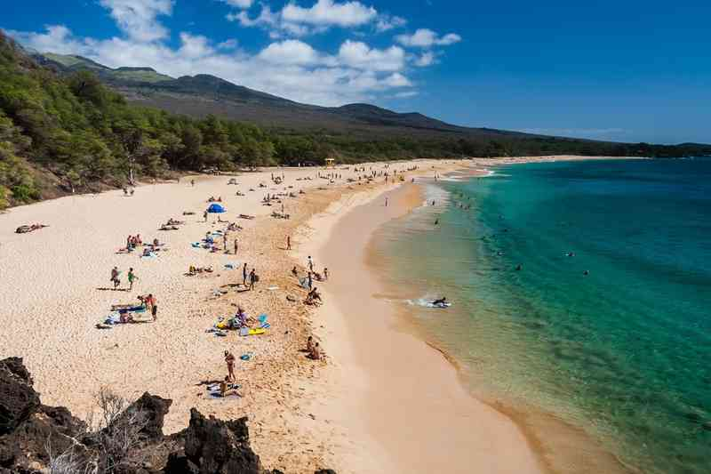 Wailea Beach via Shutterstock