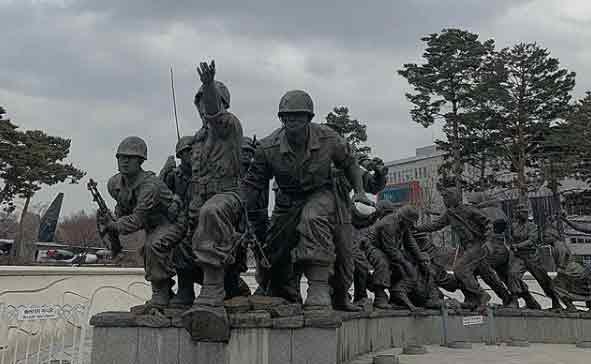 War Memorial of Korea via IG @seisdb_