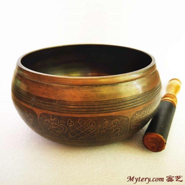 singing bowl via Mystery