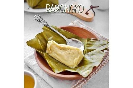 Barongko via IG @bunda_ghaida