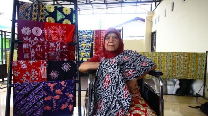 Batik Medan via Tribunnews