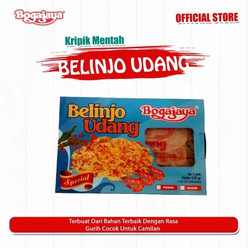 Belinjo Udang (Belidang), Khas Surabaya via Tokopedia