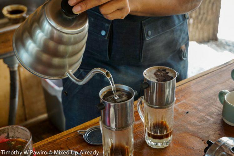 Coffee Shop Armor Kopi Vietnamese Coffee