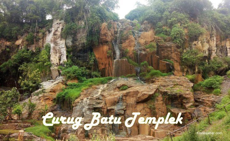 Curug Batu Templek via Kodesjabar
