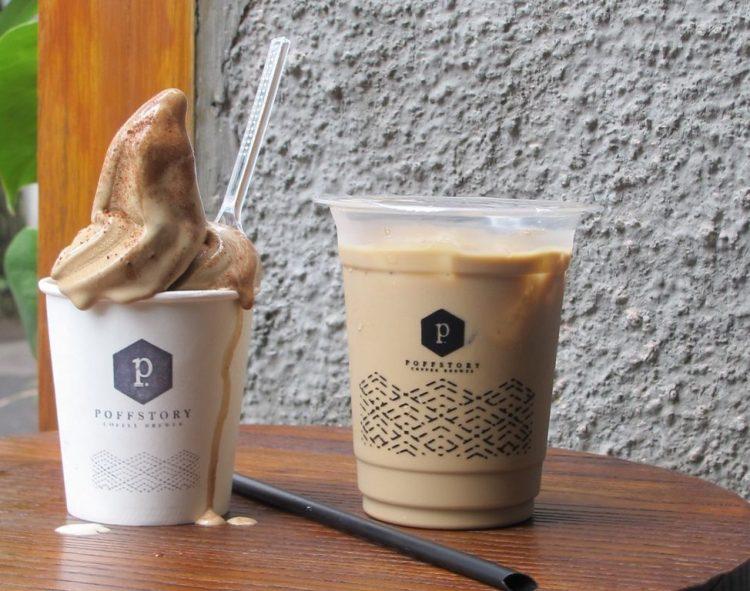 Drink at Poffstory Coffee Brewer via Pergi Kuliner
