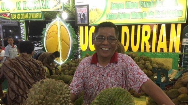 Durian Ucok via Suara