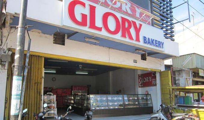 Fruit Cake Glory