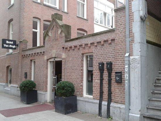 Hotel Van Gogh via Tripadvisor