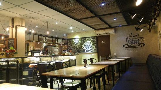 Interior Back Alley Coffee & Kitchen via Tripadvisor