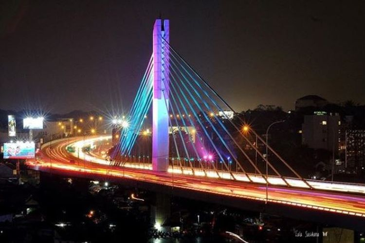 Jembatan Surapati Bandung Foto Istimewa