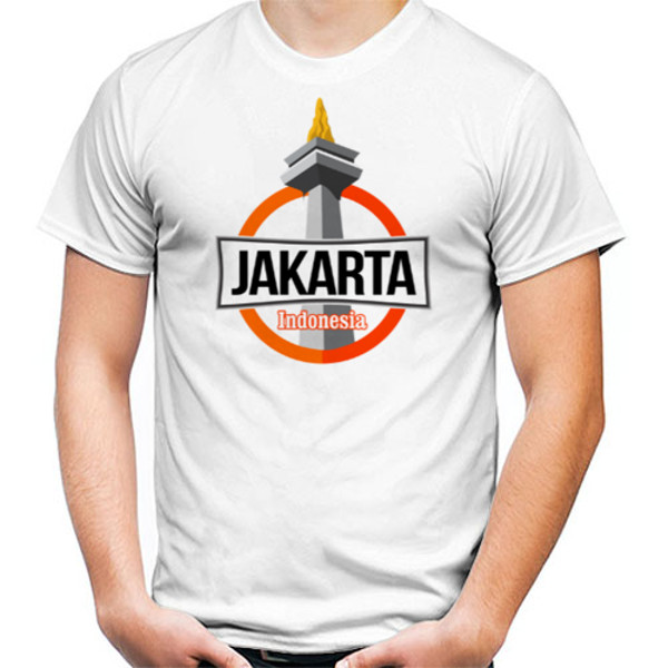 Kaos Jakarta via Ciptaloka