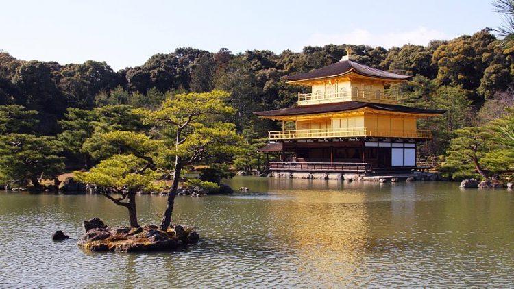 Kinkaku-ji via japan Guide