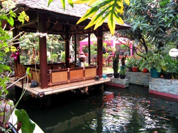 Kopi Gesang Café via Coffeeoneblog.wordpresscom