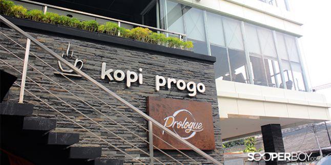 Kopi Progo via Sooperboy