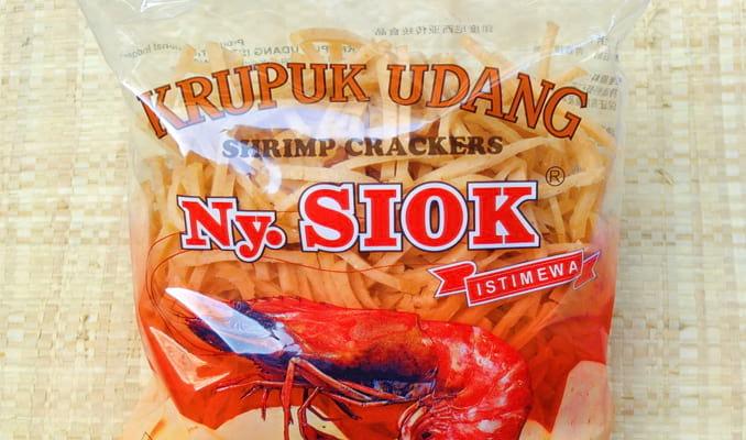 Krupuk Udang Lobster - Oleh-oleh khas Surabaya