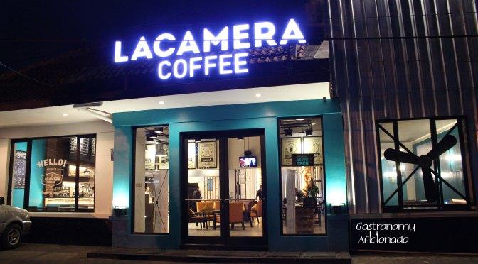 Lacamera Coffee via Gastronomy Aficionado