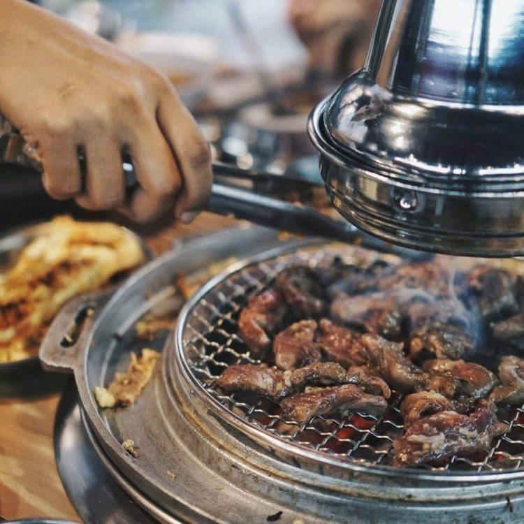 Mapogalmaegi Korean BBQ via Twitter