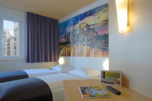 Room B&B Hotel Frankfurt City-Ost via Trivago via Magicztay
