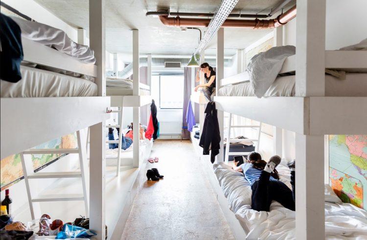 Room Ecomama Hostel