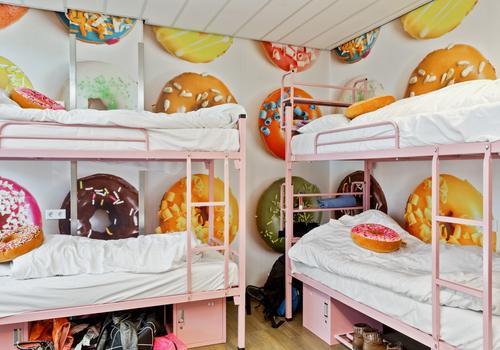 Room Hostelle via Kayak