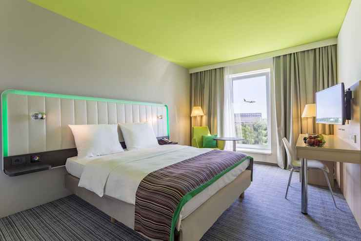 Room Park Inn by Radisson Frankfurt Airport Hotel via Traveloka