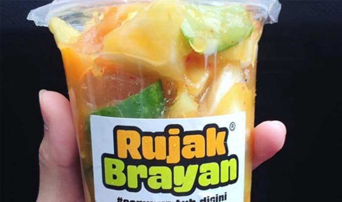 Rujak Brayan Khas Medan