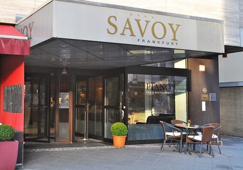 Savoy Hotel via Kayak